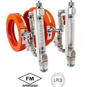 Fire-pump-flowmeter