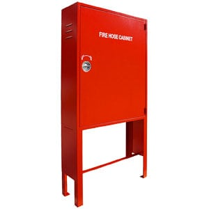 Self-stand-fire-hydrant-cabinet